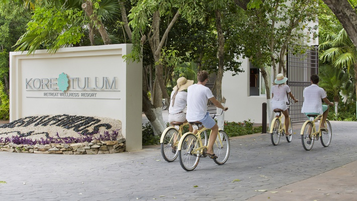 BICICLETAS GRÁTIS Hotel Kore Tulum Retreat and SPA Resort - Tulum